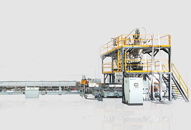 XPS Pipe Production Line