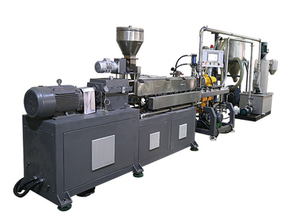 Recycling and Pelletizing Machine equipment 1